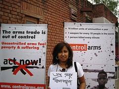 arms trade delhi